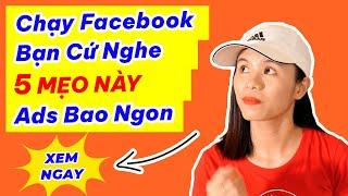 Hướng dẫn cách chạy quảng cáo Facebook Ads Bán Hàng Online hiệu quả
