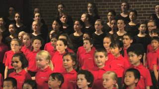 """Cantabile Youth Singers - """"When I Close My Eyes"""" by Jim Papoulis"""