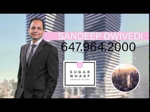 Sugar Wharf Condos - Phase II
