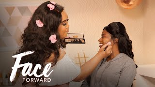 Dashyon Emulates Cardi B's Confident Look | Face Forward | E! News