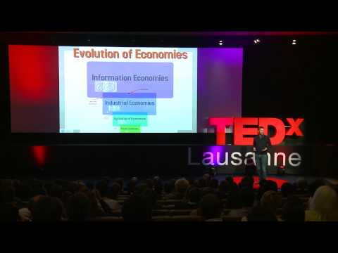 The Unstoppable Rise Of A Collaborative Economy: Shane Hughes At TEDxLausanne