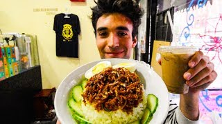 AMERICAN ADDICTED TO MALAYSIAN FOOD *FIRST TIMER*