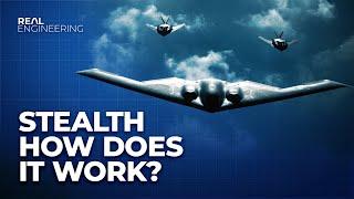 Stealth - How Does it Work? (Northrop B-2 Spirit)