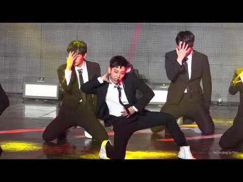 171115 AAA 시상식 - JBJ 'Fantasy' 노태현 포커스