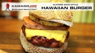 Hawaiian Burger 50/50 Style!