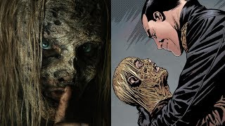 WHISPERER WAR EXPLAINED! Most Iconic moments in Comics 2! Walking Dead Season 9