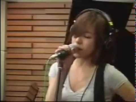 090709  SNSD Tiffany - singing 'Bleeding Love(Leona Lewis)' @ Sim Sim TaPa RadioGirl.mp4