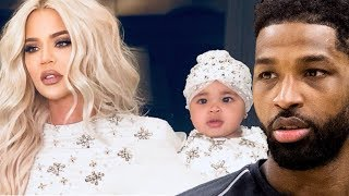 Khloe Kardashian is Sick and Tired of Tristan Thompson's Absent Baby Daddy Act
