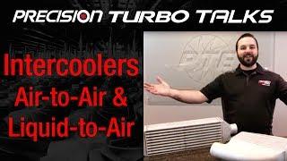 Precision Turbo Intercoolers