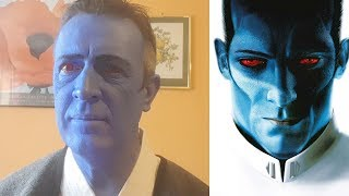 Obi-Wan Movie Thrawn Audition Tape by Actor Adam Templar!! - Star Wars Explained