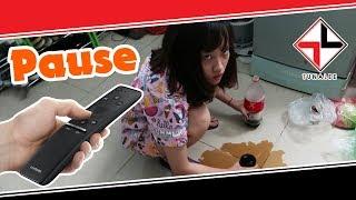 24H Điều Khiển Chụy Yến Theo Ý Muốn (Pause Challenge) | Tuna Lee