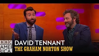 """David Tennant Asks """"What The F*ck Is An Eggplant?"""" 