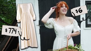 Recreating a Dress I Can't Afford 😬