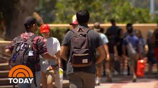 College Admissions Scheme Causes Fury Among Parents   TODAY