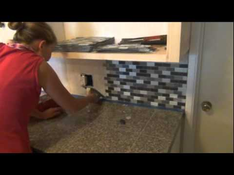 backsplash tile kitchen s step by step kitchen remodel step 3 1438