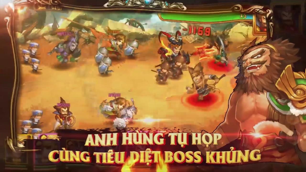 Chơi Tam Quốc GO  on PC 2