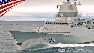 フリチョフ・ナンセン級フリゲート(イージス艦):ノルウェー海軍