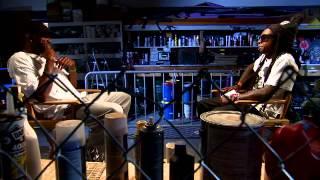 ESPN NFL Countdown Lil Wayne interviews Randy Moss