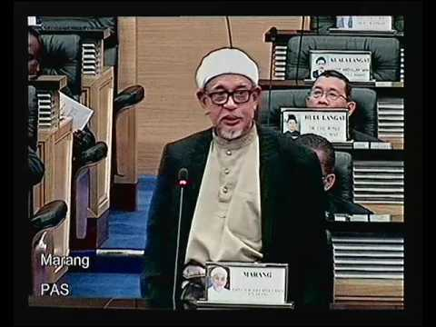 YB Marang Bahas Bajet, perjelas RUU 355 (part 2)