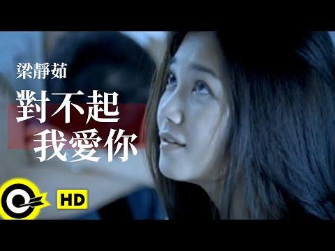 梁靜茹-對不起我愛你 (官方完整版MV)