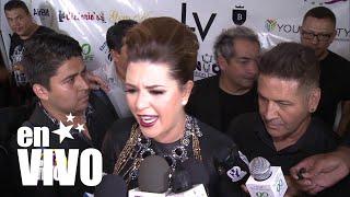 Alicia Machado le manda un tremendo mensaje a Eduardo Yáñez.- En Vivo