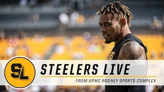 Injury Update, Press Conference on Steelers Live | Pittsburgh Steelers
