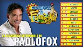 OROSCOPO PAOLO FOX, SETTIMANA 16-21 DICEMBRE: CLASSIFICA/ Vergine in tensione, consigli per il Leone