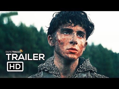 THE KING Official Trailer #2 (2019) Timothée Chalamet, Robert Pattinson Movie HD