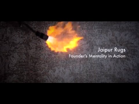 Jaipur Rugs: Founder's Mentality in Action