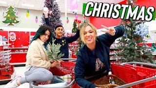 Christmas Shopping at Target! Vlogmas Day 3