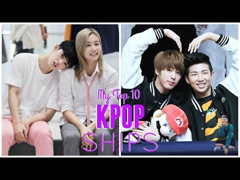 MY TOP 10 KPOP SHIPS