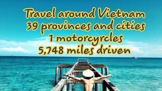 Phượt Xuyên Việt Một Mình | Travel Around Vietnam