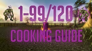 Runescape 3 - 1-99/120 Cooking guide 2018/2019