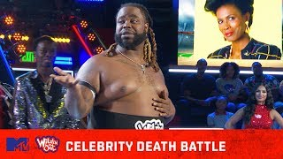 Fresh Prince Of Bel-Air Aunt Viv's Face Off After 20 Years  😱 | Wild 'N Out | #CelebrityDeathBattle