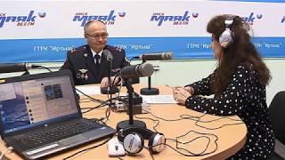 День Росгвардии отмечаем на Радио России в Омске