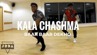 Kala Chashma | Baar Baar Dekho | Badshah | Dance Cover @JeyaRaveendran Intermediate Choreography