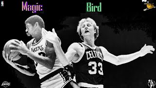 The Greatest Rivalry in Sports History (Magic vs Bird)