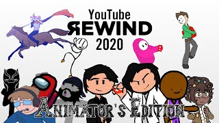 YouTube Rewind 2020 - Animator's Edition (hosted by Hatena360)