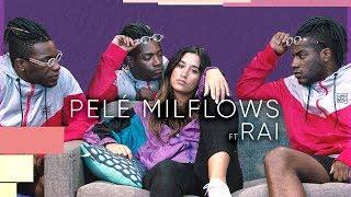 Pelé Milflows - Na tua casa feat. Rai [ Rap Box Ep.154 ]