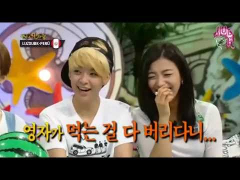 130729 Hello Counselor f(x) [CUT 1/4]