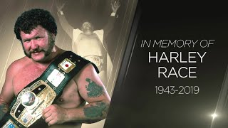 Harley Race Laid To Rest, Wrestling Stars In Attendance
