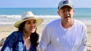 BEACH VACATION WITH MY EX-WIFE!!