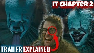 IT Chapter 2 Trailer 2 Breakdown + Things You Missed