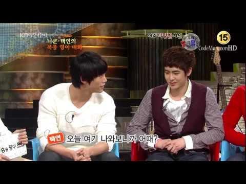 Oh, Genie~~ & Hot? (SNSD, SuJu, 2PM) (Re-Up)