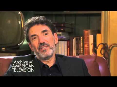 Chuck Lorre on the cast of
