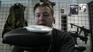 Фидер ER Multi Caliber Hopper Feeds 50 or 68 caliber paintballs