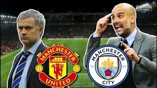 How Guardiola Dominated Mourinho   Man UTD-Man City Tactical Analysis