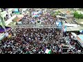Jagan Akiveedu Crowd Drone Visuals