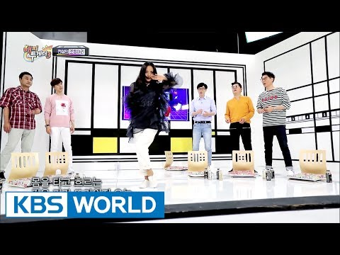 Lee Hyori's new title track 'Black' LIVE on 'Happy Together'! [Happy Together / 2017.07.13]