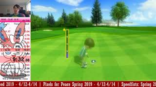 Wii Sports Resort - Double Golf All Courses - 30:33